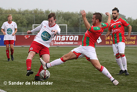DSO – RKDEO 4-1 (oefen)
