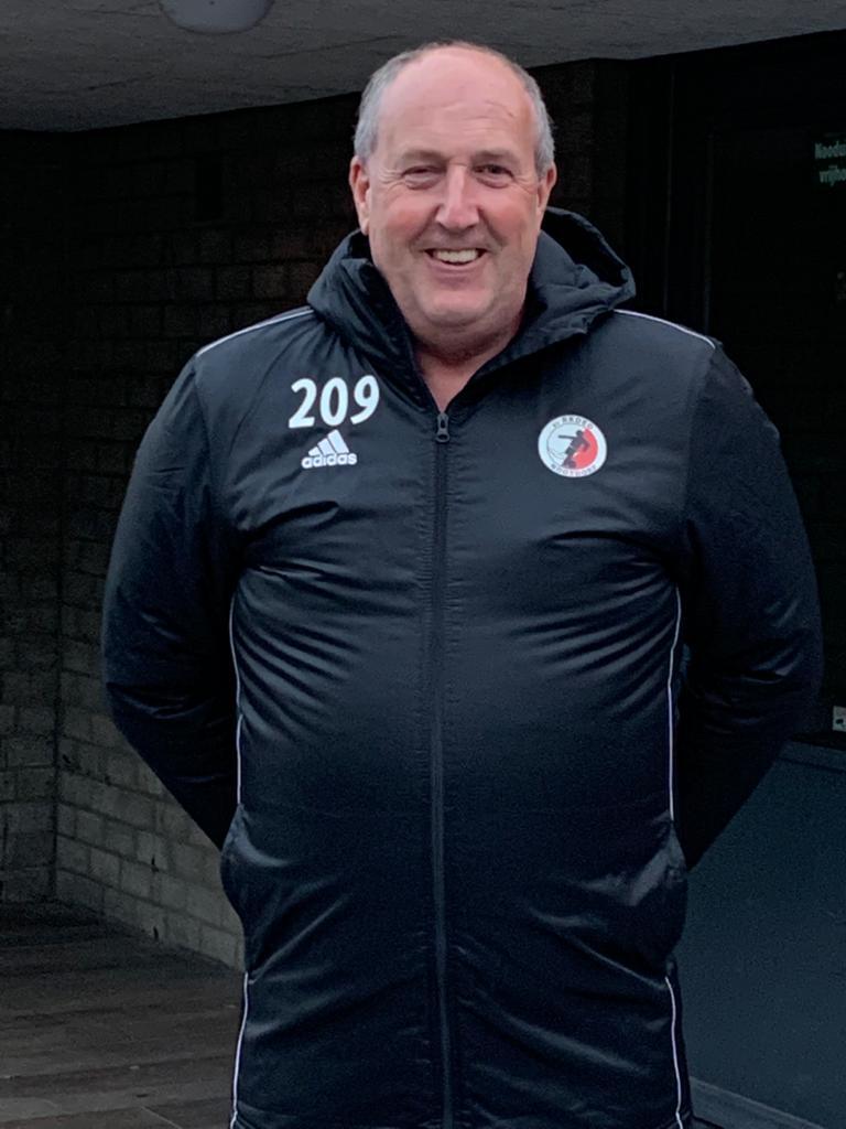 Michel van der Lee nieuwe trainer-coach JO19-1