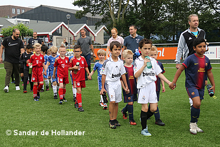 Toch nog RKDEO Champions League